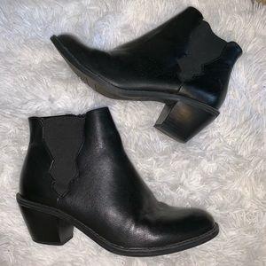sonoma heeled chelsea boots